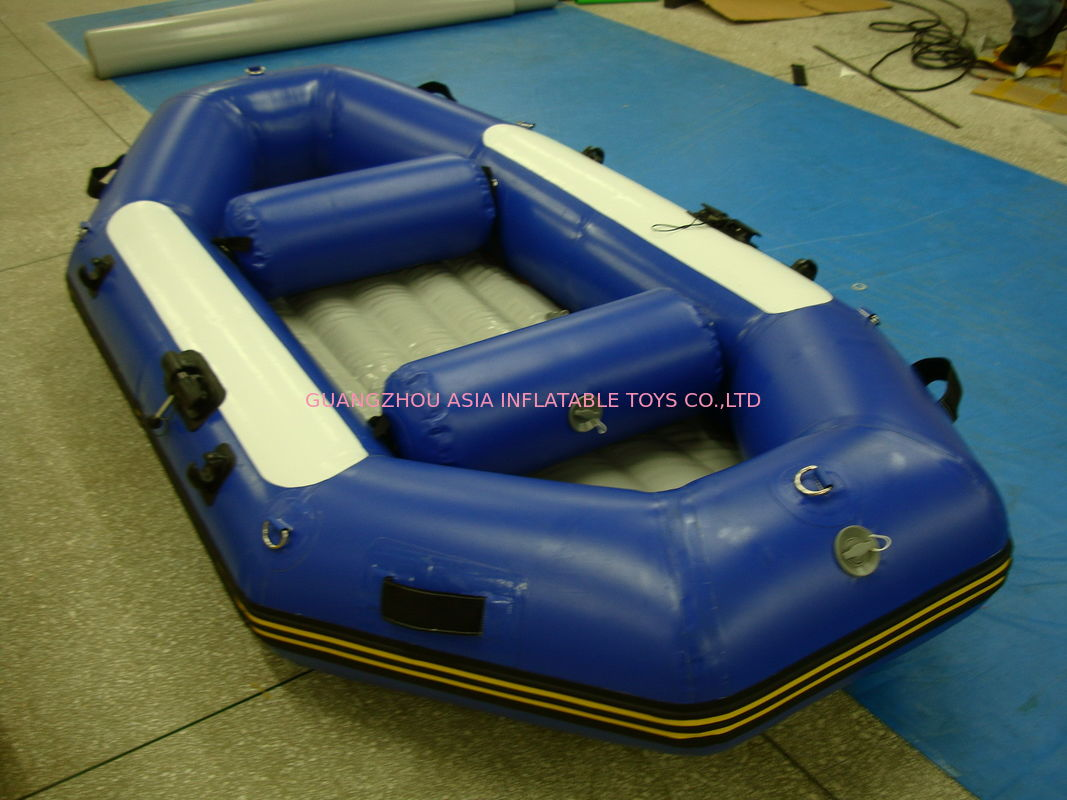 Lead Free, Water Proof,   Flame Retardant Interestin Inflatable Fishing Boat for 2 persons تامین کننده