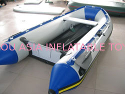 Commercial Grade High Quality Inflatable Fishing Boat for 2 persons تامین کننده