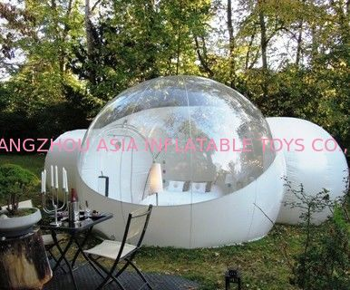 High Quality Inflatable Bubble Tent for Rental تامین کننده