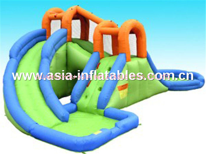 Inflatable Slide bouncer تامین کننده