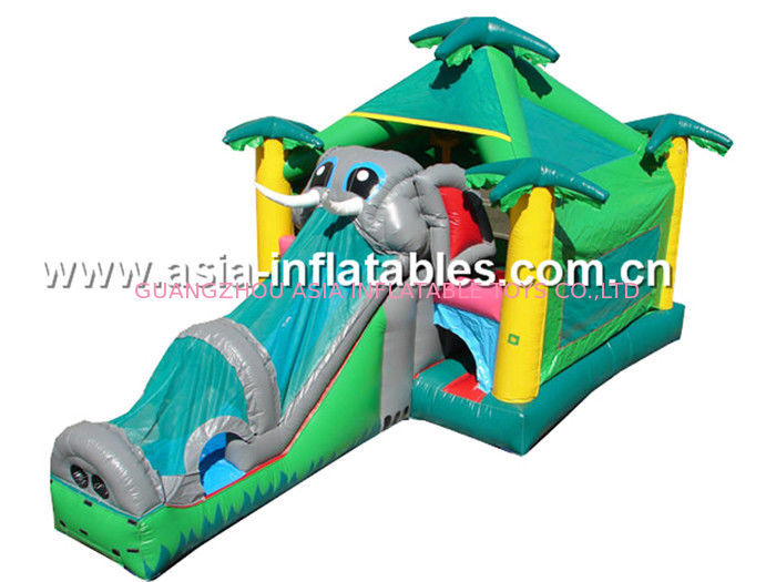 Wonderful&Adventure Commercial Inflatable Combo. Large Supply Ablity