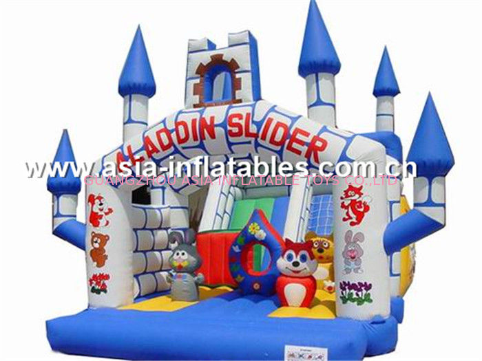 inflatable combo  bounce house,cheap inflatable bouncy castle prices for sale تامین کننده