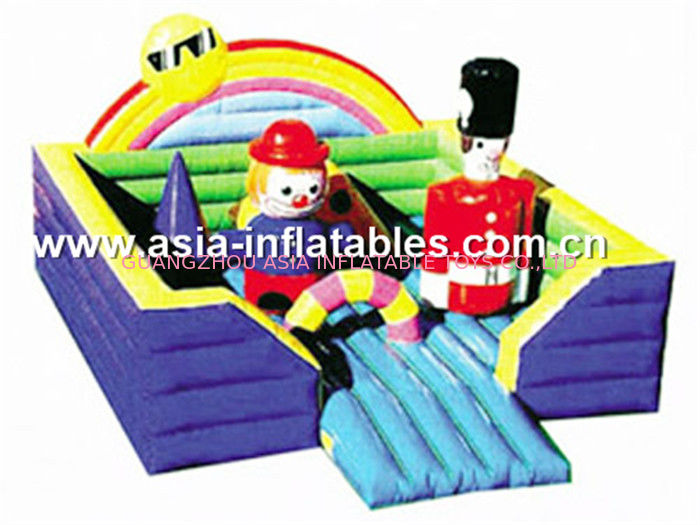 commercial inflatable combo for sale.cheap inflatable bounce house with slde.bouncy castle for kids.used combo for sale تامین کننده