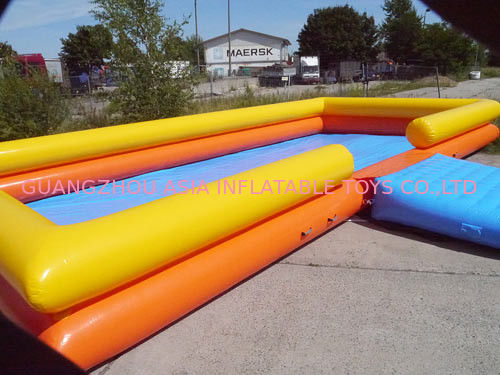 2014 New Kids Inflatable Pool with Step Entrance for Play تامین کننده