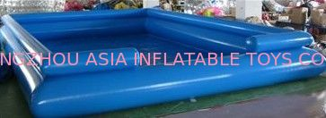 Colourful Double Pool Kids Inflatable Pool for Water Games Play تامین کننده
