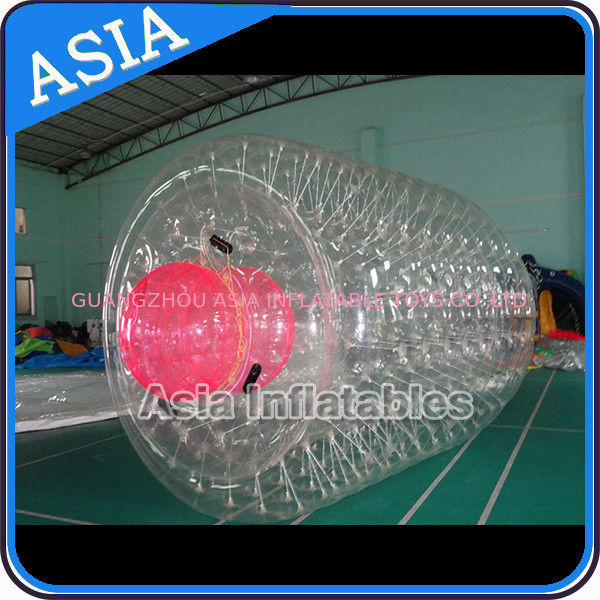 Inflatable Newest Water Roller Ball Pool Price with Pump تامین کننده