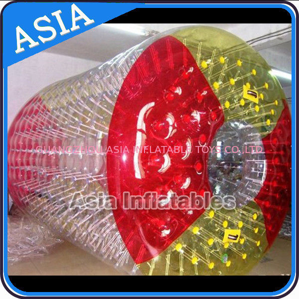 Digital Printing Manufacturers of Water Zorbing Roller Game Ride Commercial Use تامین کننده