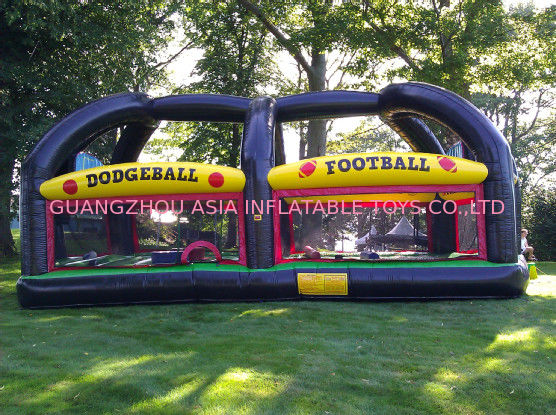 Hotter sale Inflatable All in One Sports Arena Rental for Promotion تامین کننده