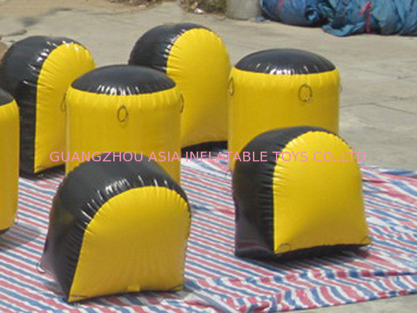 Inflatable Paintball Bunker BUN31 Used on the Inflatable Bunkers تامین کننده