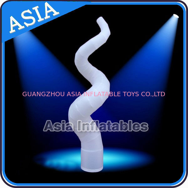LED Inflatable Lighting Cone Decoration Lighting Cone, Inflatable Cone تامین کننده